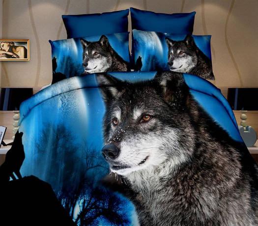 Przytulna atmosfera w sypialni - metamorfoza dzięki pościeli 3D
