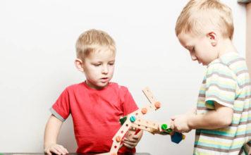 Wybieramy zabawki edukacyjne dla pięciolatka
