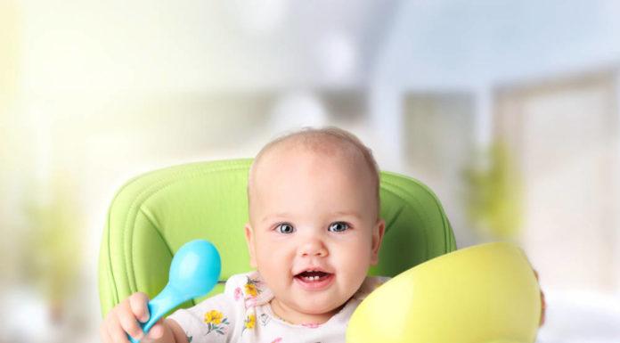 5 najważniejszych faktów o diecie niemowląt, które powinnaś poznać