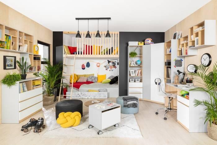 Modny pokój młodzieżowy. Jak powinien wyglądać? After